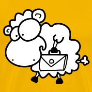 Motiv ~ Koffer Packen Schaf