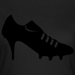 Women soccer shoes  T-Shirts - Women's T-Shirt