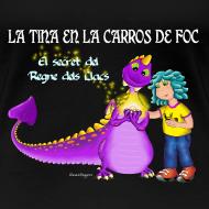 Diseño ~ LA TINA EN LA CARROS DE FOC (cat)