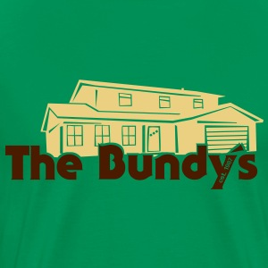 The Bundy's Haus Shirt - Männer Premium T-Shirt