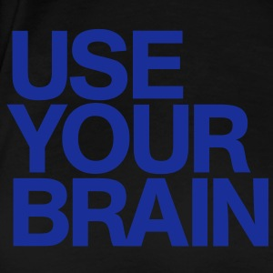 Use your brain T-Shirts - Frauen Premium T-Shirt