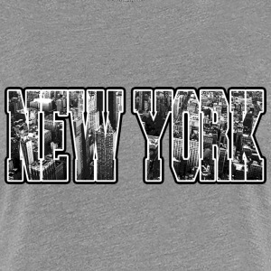 new york T-Shirts - Women's Premium T-Shirt