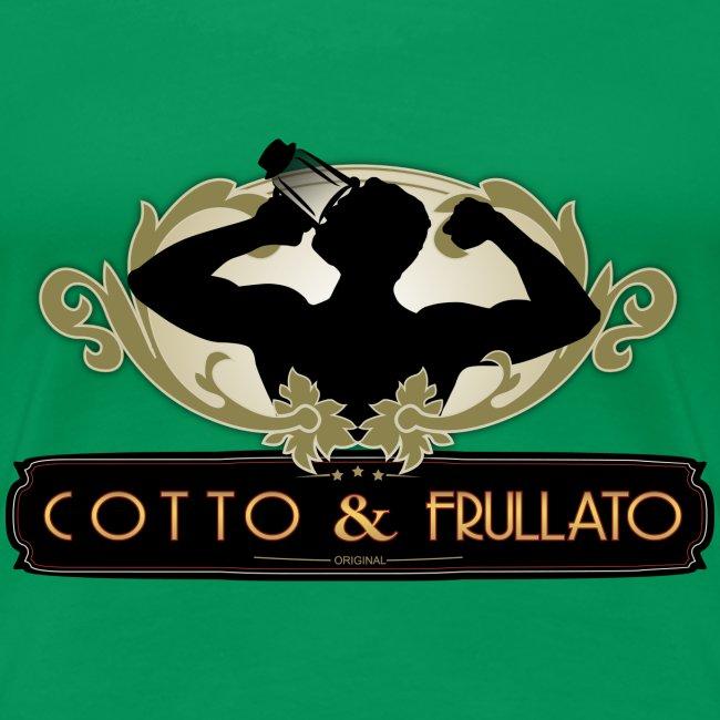 T-Shirt donna extrasize Cotto & Frullato