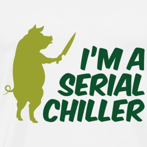 Serial Chiller 6 (dd)++2012 Tee shirts - T-shirt Premium Homme