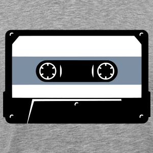 Audio Tape Tee shirts - T-shirt Premium Homme