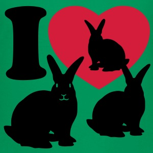I love rabbits Shirts - Kinder Premium T-Shirt
