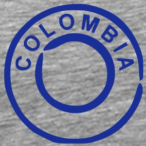 Cendre Colombia - Colombie Tee shirts - T-shirt Premium Homme