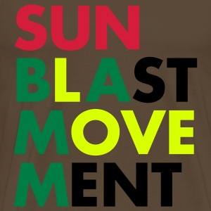 Sunblast Movement Love - Männer Premium T-Shirt