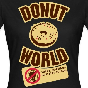 Donut World T-Shirts - Women's T-Shirt