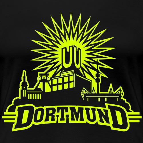 Dortmund, einfarbig