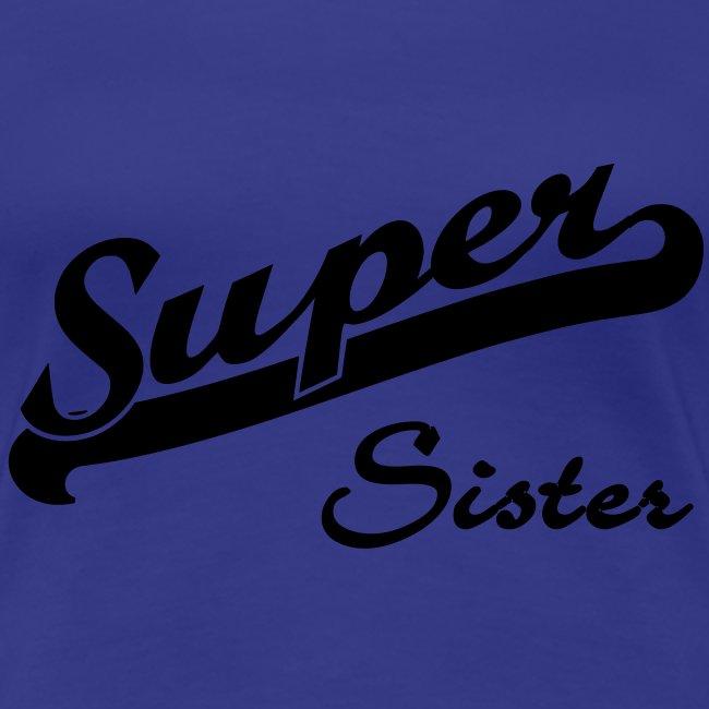 Tee Shirt Super bretonne femme