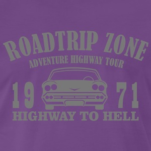 shirt roadtrip - Männer Premium T-Shirt