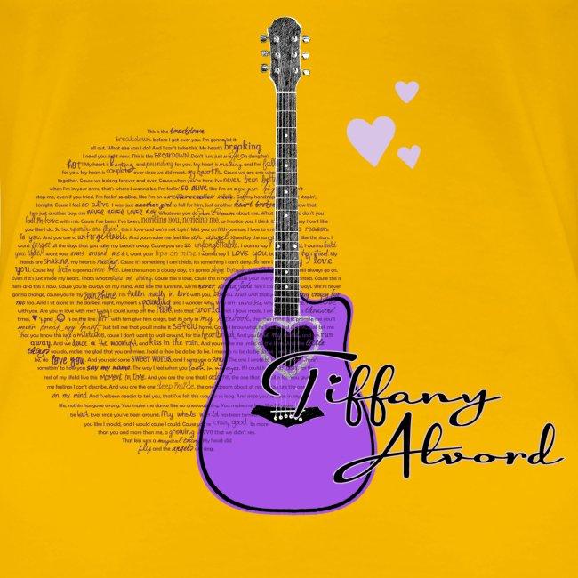 Purple Guitar