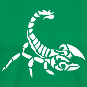 scorpion tribal skorpion escorpion 2011 Tee shirts - T-shirt Premium Homme