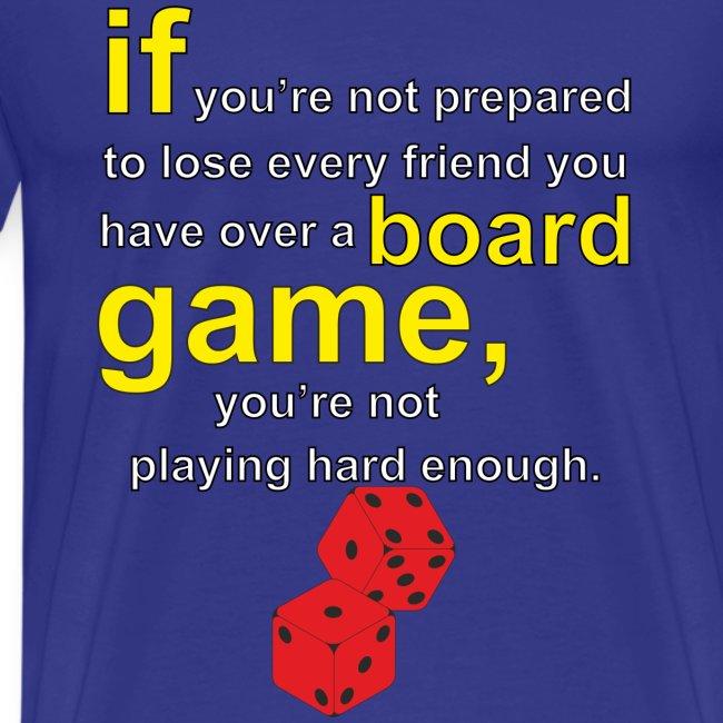 Board gamer