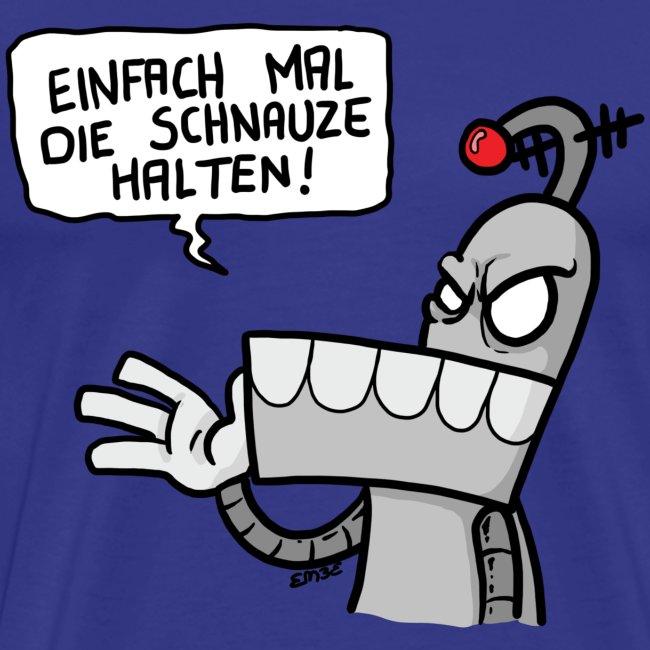 Schnauze Robotski