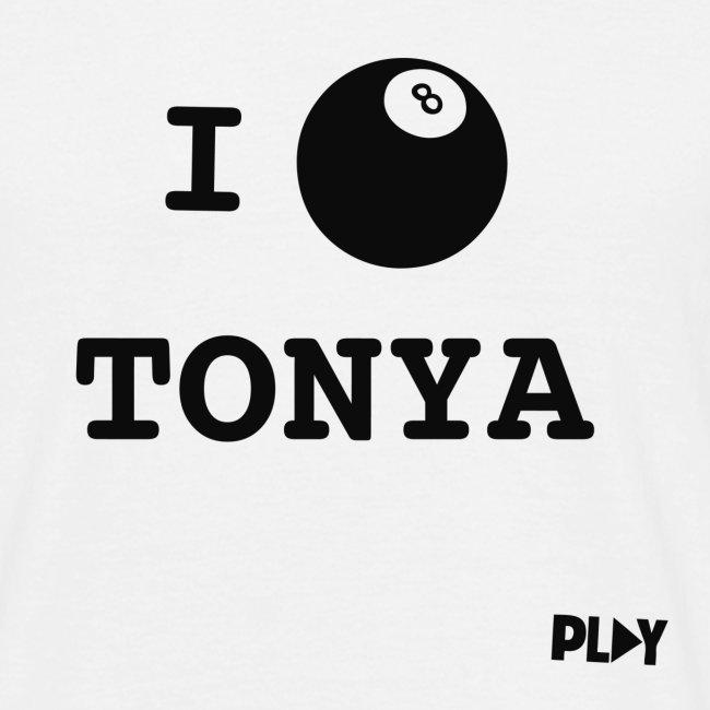 Camiseta I love Tonya