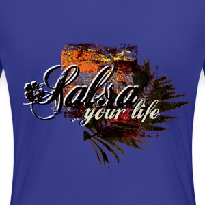 Dance your life  T-Shirts - Premium T-skjorte for kvinner