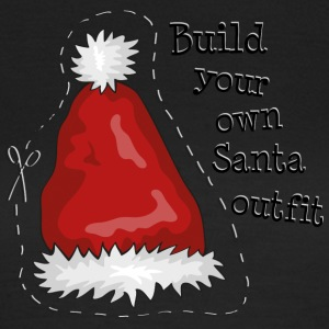 Build your own santa outfit T-Shirts - Women's T-Shirt
