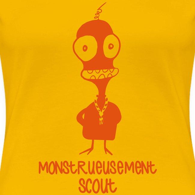 Monstrueusement Scout