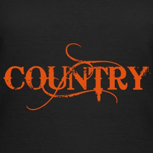 Country Tee shirts - T-shirt Femme