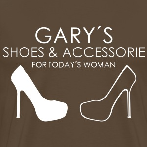 Gary´s Shoes and Accessoire T-skjorter - Premium T-skjorte for menn