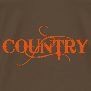 Country T-Shirts - Men's Premium T-Shirt