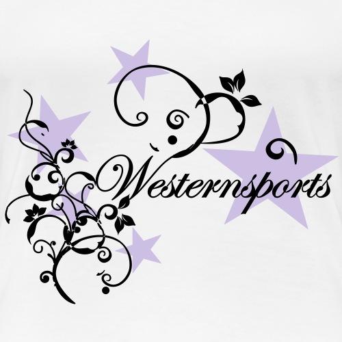 Westernsports Tribal Floral Sterne