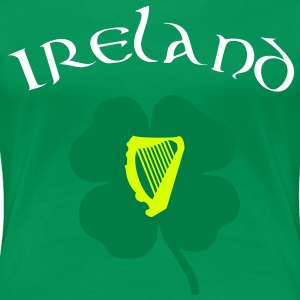Ireland - Women's Premium T-Shirt