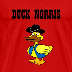 Duck Norris - Men's Premium T-Shirt