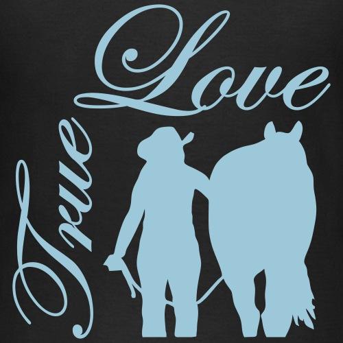 True Love Cowgirl & Horse