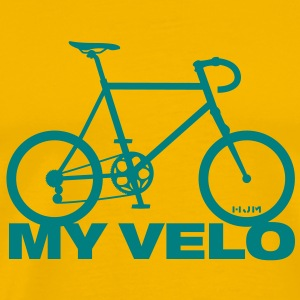 Mini Velo - Men's Premium T-Shirt