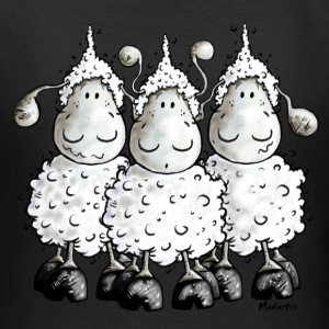 Mc Wool - sheep - mouton- moutons Tee shirts - Tee shirt Femme
