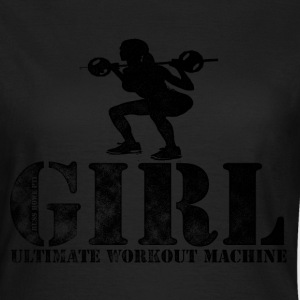 Ultimate Workout Machine - Women's T-Shirt