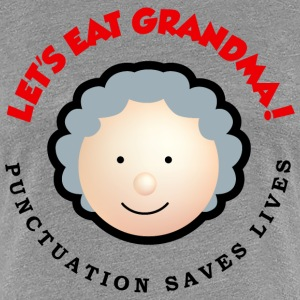 Let's Eat Grandma - Women's Premium T-Shirt