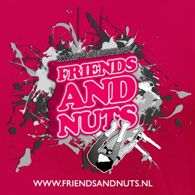 Friends and Nuts Logo Shirt (Women)