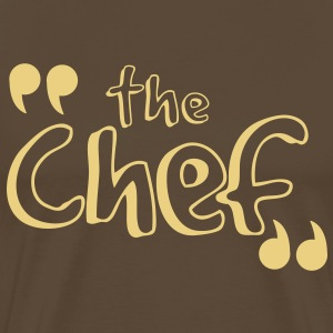 T-shirt BEST SELLER the chef - T-shirt Premium Homme