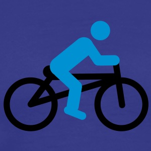 bicyclists T-shirts - Premium-T-shirt herr