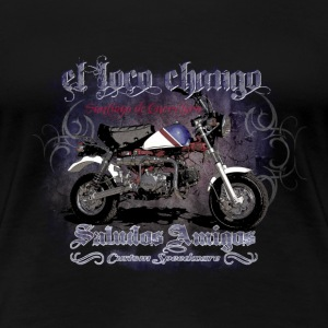 El Loco Chango Monkey - Frauen Premium T-Shirt