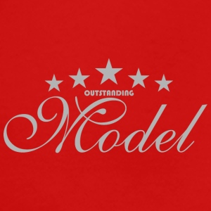 Outstanding Model T-Shirts - Frauen Premium T-Shirt
