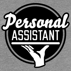 Personal Assistant | Assistent T-Shirts - Vrouwen Premium T-shirt