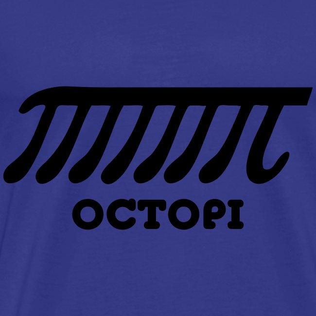 T-Shirt Octopi Homme