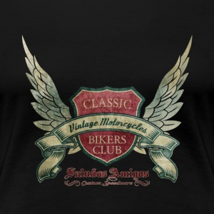 Classic Bikers Club - Frauen Premium T-Shirt