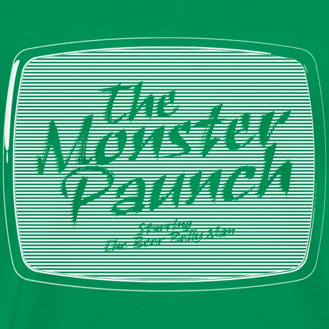 The Monster Paunch (white)