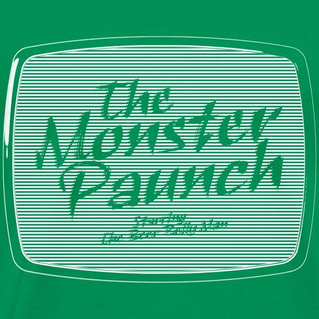 The Monster Paunch (white)