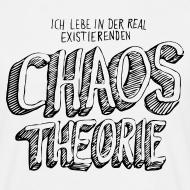 Motiv ~ Chaostheorie (schwarz)
