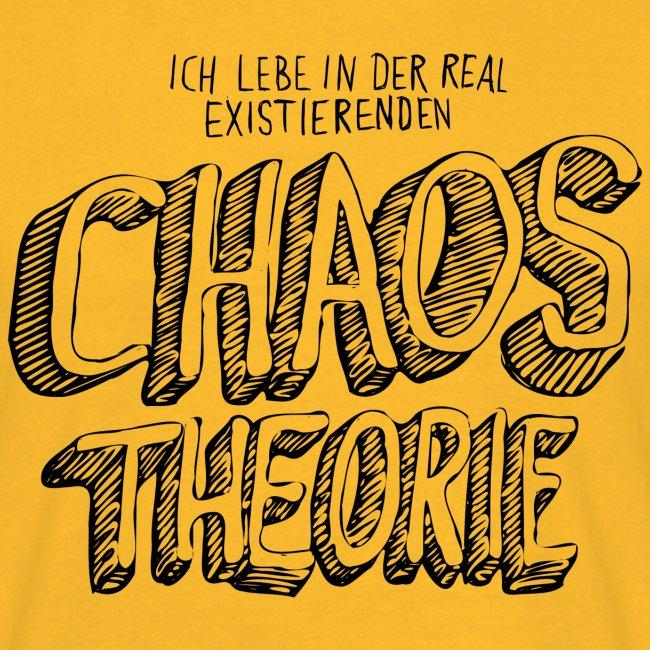 Chaostheorie (schwarz)