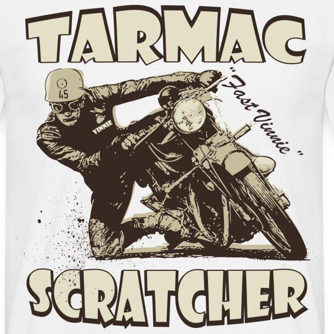 Tarmac Scratcher biker t-shirt