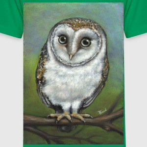 An Owl Friend - Kinder Premium T-Shirt