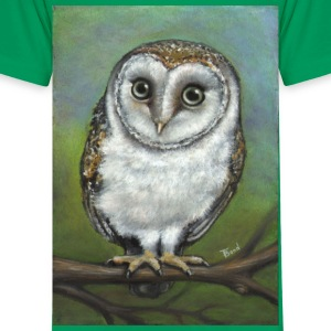 An Owl Friend - Kids' Premium T-Shirt